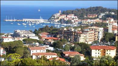 Campo nell'Elba Comuni dell' Elba