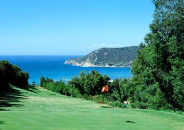Golf Isola d' Elba