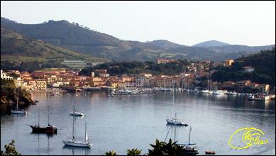 Porto Azzurro Comuni dell' Elba