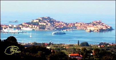 Portoferraio Comuni dell' Elba