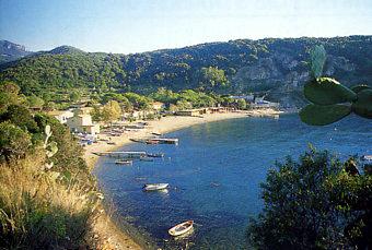 Bagnaia  Spiaggia dell' Elba