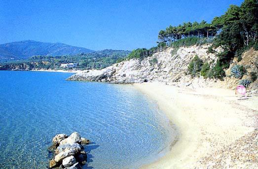Calanchiole Spiagge elba
