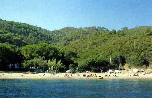 Calanova Spiagge elba