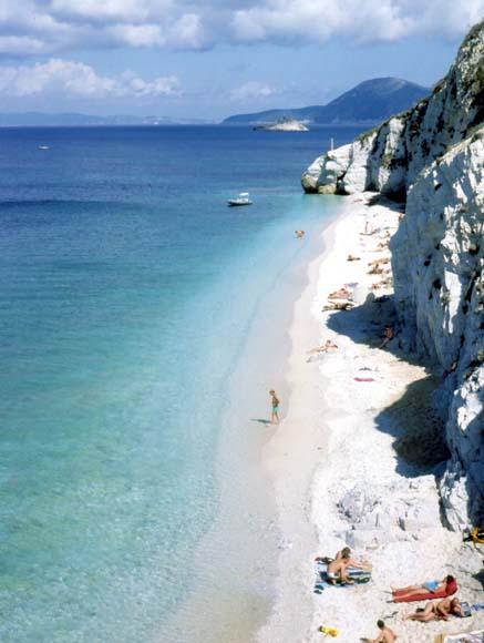 Capo Bianco Spiagge elba