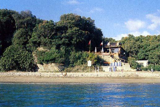 Fornacelle (Cala del Telegrafo) Spiagge elba
