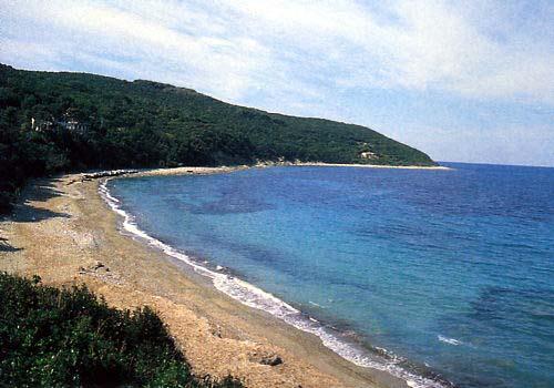 Frugoso (Capo Castello) Spiagge elba