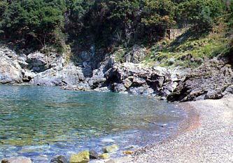 La Cala Spiagge elba