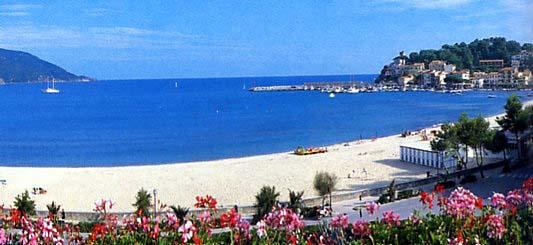 Marina di Campo Spiagge elba