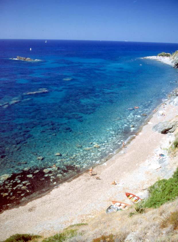 Punta Massellone o dell'Ogliera Spiagge elba