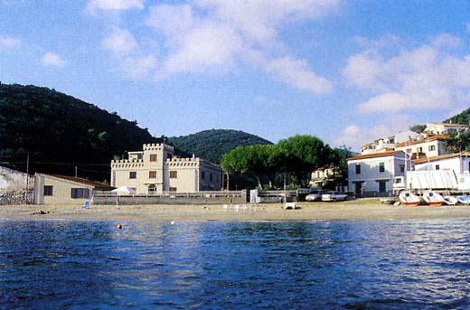 San Bennato (San Bernardo) Spiagge elba