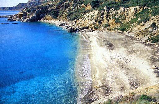 Vetrangoli (Punta Rossa) Spiagge elba