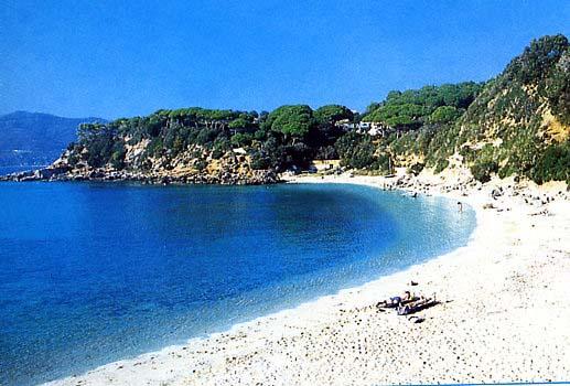 Zuccale Spiagge elba