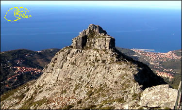 Monte Capanne trekking Isola d' Elba